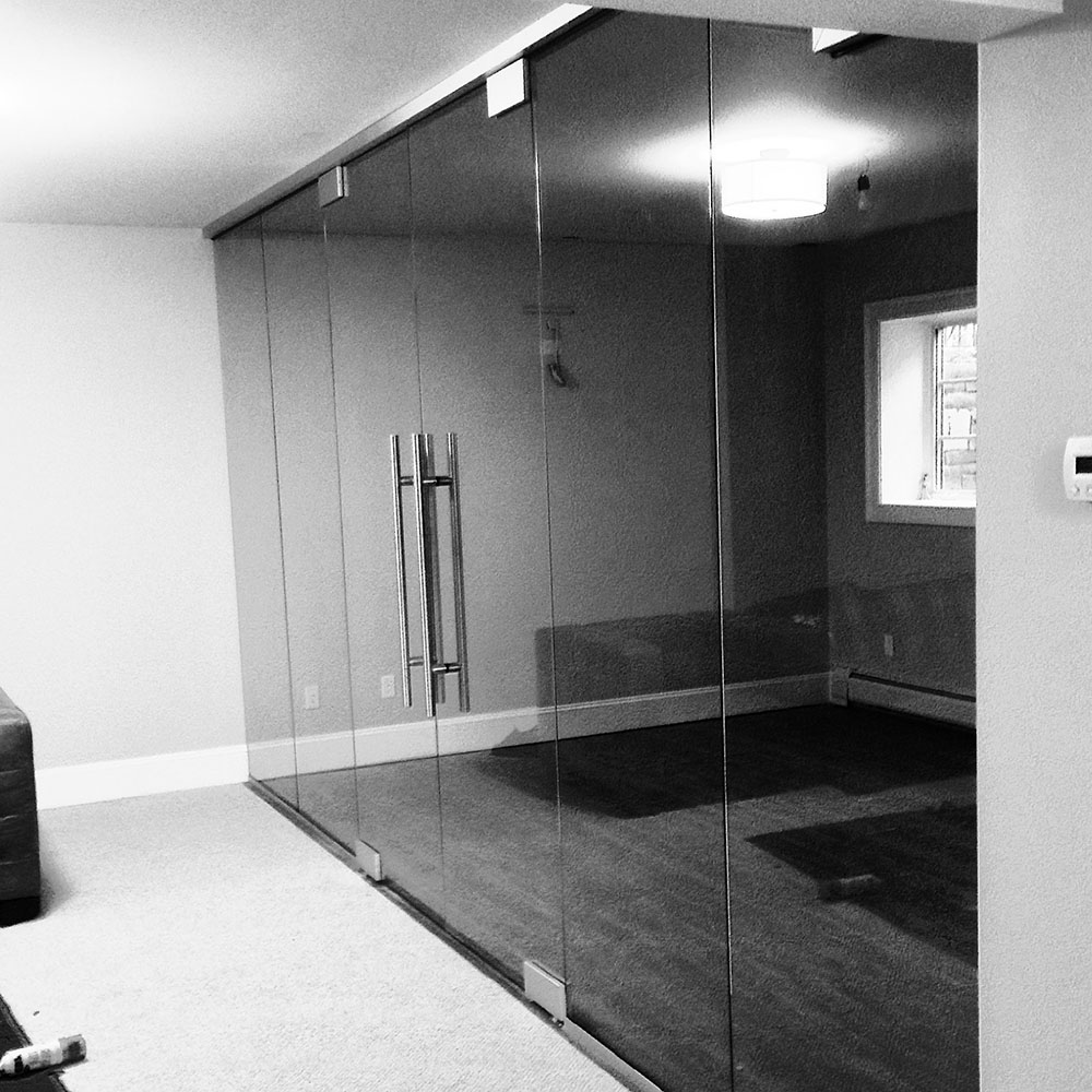 Commercial suburban glass and mirror doublecrazyfo Image collections